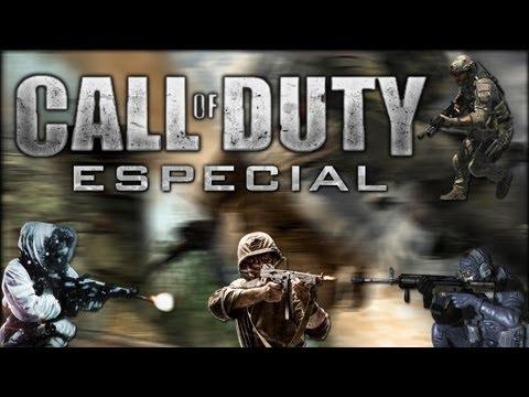 Teaser - Especial Call of Duty - EM BREVE - Noberto Gamer