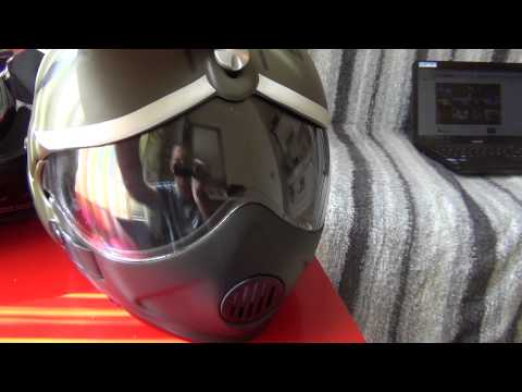 Roof boxer V8 vs OSBE helmets review