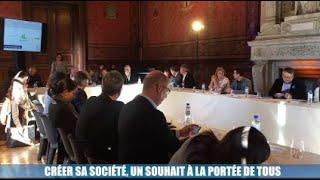La Minute Éco : l'entrepreneuriat se développe à tout va à Marseille