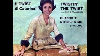 Watch Caterina Valente Quando Ti Stringi A Me video