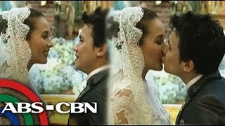Karylle, Yael's first kiss as married couple