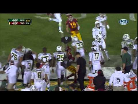 Marqise Lee vs Utah, Oregon, ASU 2012