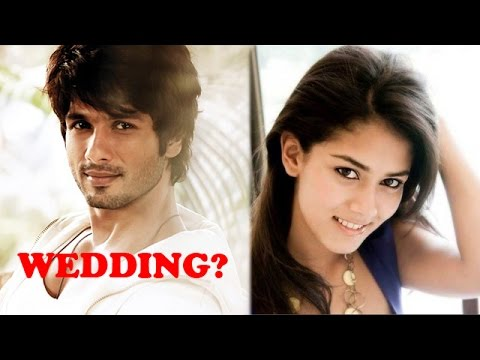 Shahid Kapoor speaks about his relationship with Mira Rajput - HOT GOSSIP