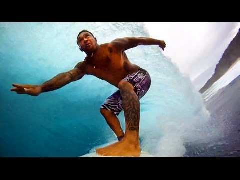 GoPro HD: Backdoor with Sunny Garcia...