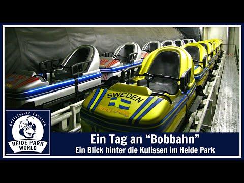 Reportage: Ein Tag an der Bobbahn