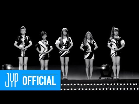 Wonder Girls (원더걸스) - Be My Baby Music Videos
