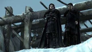 Telltale Game of Thrones Video Game Episode 2 The Lost Lords Trailer (Telltale Games) (PS4/Xbox One)