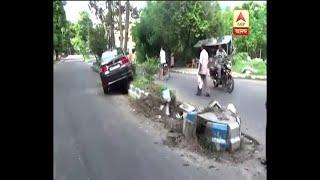 car accident in saltlake