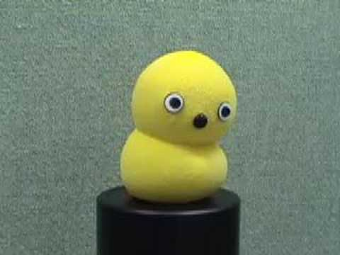 Keepon dancing to Spoon's 