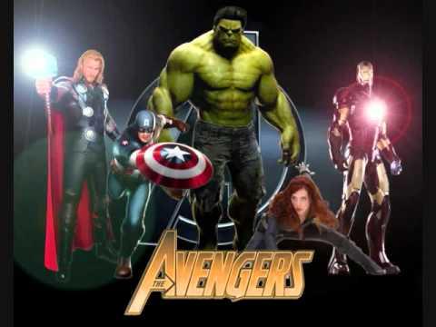 Avengers Theme (Hip Hop Remix) w/link