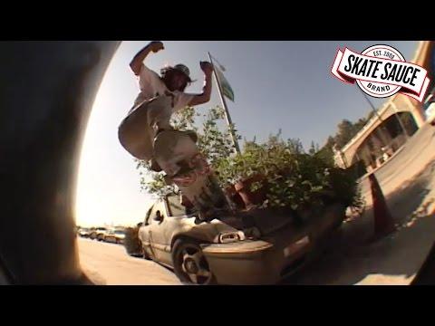 Brett Sube x Skate Sauce #theSUBEtape