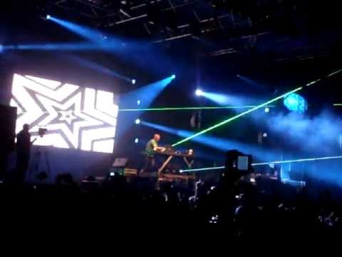 FatBoy Slim - Territorios Sevilla 2013 (THE BEST OF) [HQ]