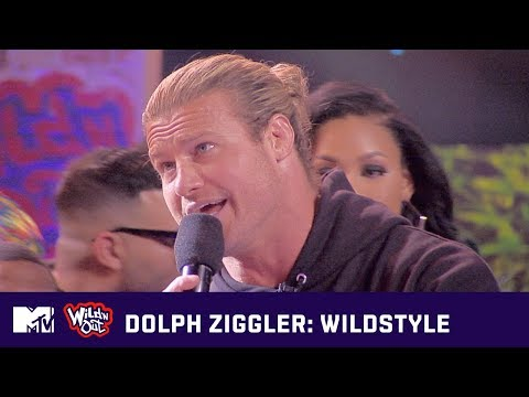 Dolph Ziggler Steps into the Ring w/ Nick Cannon   Wild 'N Out   #Wildstyle
