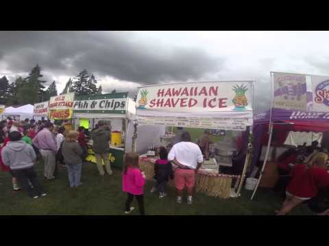 Bellevue Strawberry Festival 2014