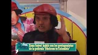 LANZAMIENTO GUELCOM TU COLOMBIA PELÍCULA DE HASSAM