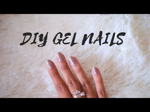 Gel Manicure At Home | DIY