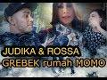 Heboh !! Judika dan Rossa Grebek rumah Momo || House Tour part 1