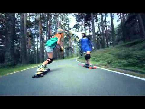 CSS - City Grrrl (Teeth remix) feat. Longboard Girls Crew