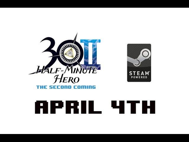 Руководство запуска: Half Minute Hero: The Second Coming по сети