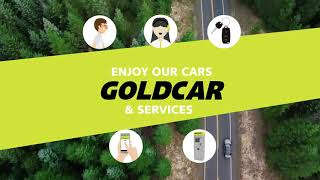 Hire a car at Seville Airport with Goldcar