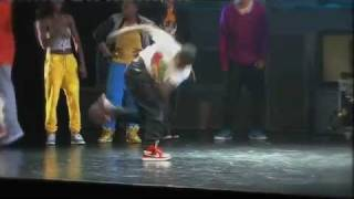 BLAZE the latest streetdance sensation: the Dutch trailer