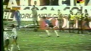 Argentina vs Peru: Eliminatorias Mundial Mexico 1986