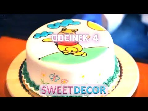 Sweet Decor Tutorial - odcinek 4