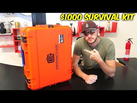 Download $1000 Survival Kit in a Case HD Mp4 3GP Video and MP3