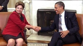 President Obama's Bilateral Meeting with President Rousseff of Brazil