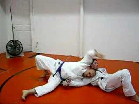 BJJ Instruction: Drop Kata Guruma Throw Image 1