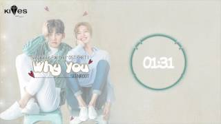 VIETSUB | SEENROOT - Why You? (너는 왜) | Suspicious Partner 수상한 파트너 OST Part.1