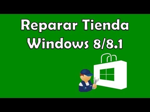 [Tutorial] Reparar Tienda Windows 8/8.1