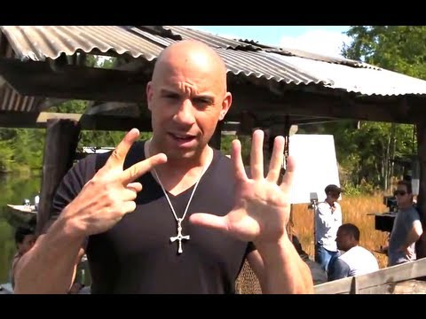 Fast & Furious 7 Production Featurette (HD) Vin Diesel. Jason Statham