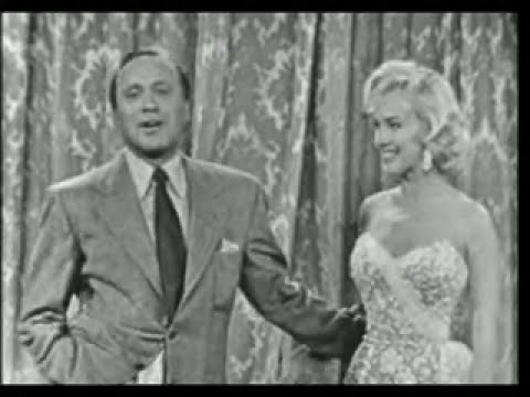 Marilyn Monroe On The Jack Benny Television Show 1953(full episode)