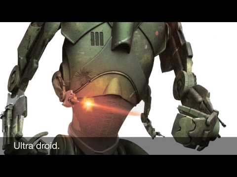 Star Wars Clones vs Droides Star Wars Separatist Droid