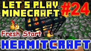 HermitCraft 2.0 Minecraft LP Ep. 24 - A Fresh Start
