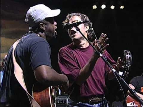 Hootie & The Blowfish - Mustang Sally (Live @ Farm Aid, 1995)