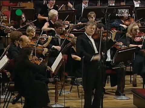 [3/3] Mieczysław Karłowicz, Violin Concerto In A Major, Op. 8, 3rd Mvt - K. A. Kulka