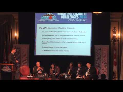 MSC14 - Panel 5: Navigating Maritime Disputes - Discussion