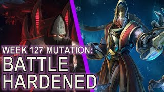 Starcraft II: Battle Hardened [How to Deal With Terran]
