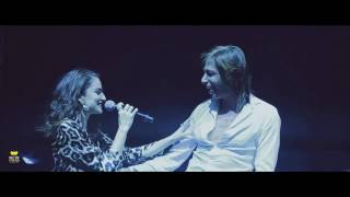 Offer Nissim Feat Ania Bukstein  - Rokedet (Live) 31.12.16