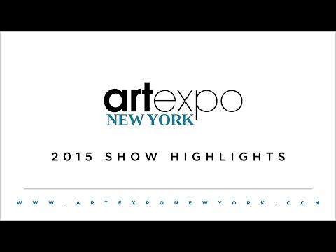 Artexpo New York 2015 Highlights