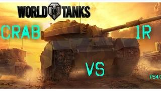 "World of Tanks   Ruski turniej ""CRAB vs 1R"" PS4/XB"