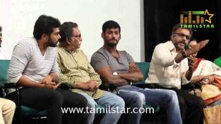 Nadigar Sangam Vishal Pandavar Team Press Meet Part 2