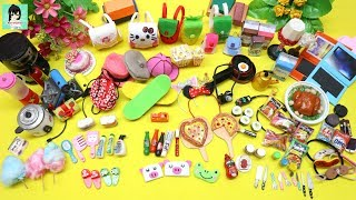 Miniature Doll Stuff Collection