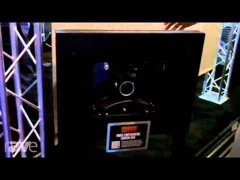 InfoComm 2013: Draper Talks About Video Conferencing Camera Box