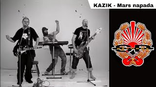 KAZIK - Mars napada [OFFICIAL VIDEO]