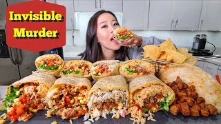Massive BURRITO MUKBANG | Eating Show