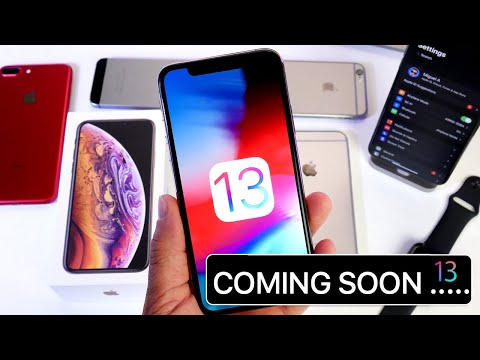 iOS 13 Needs these (Features & Changes)