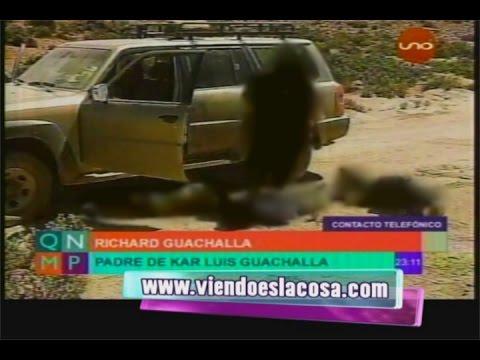 PADRE DE ADUANERO DETENIDO EN CHILE MANDA DURO MENSAJE AL GOBIERNO DE EVO MORALES